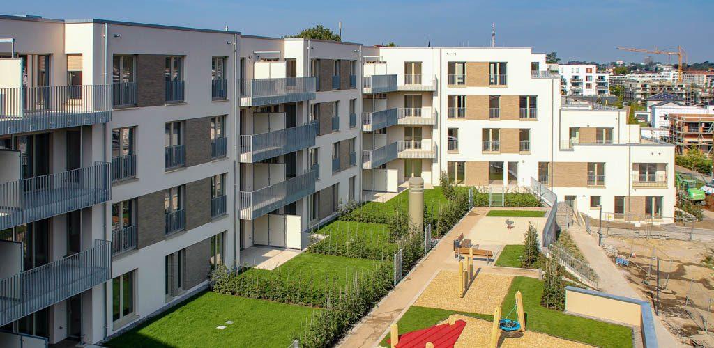 Neubau Wohnanlage Phoenixsee (c) Ropertz + Partner Architekten