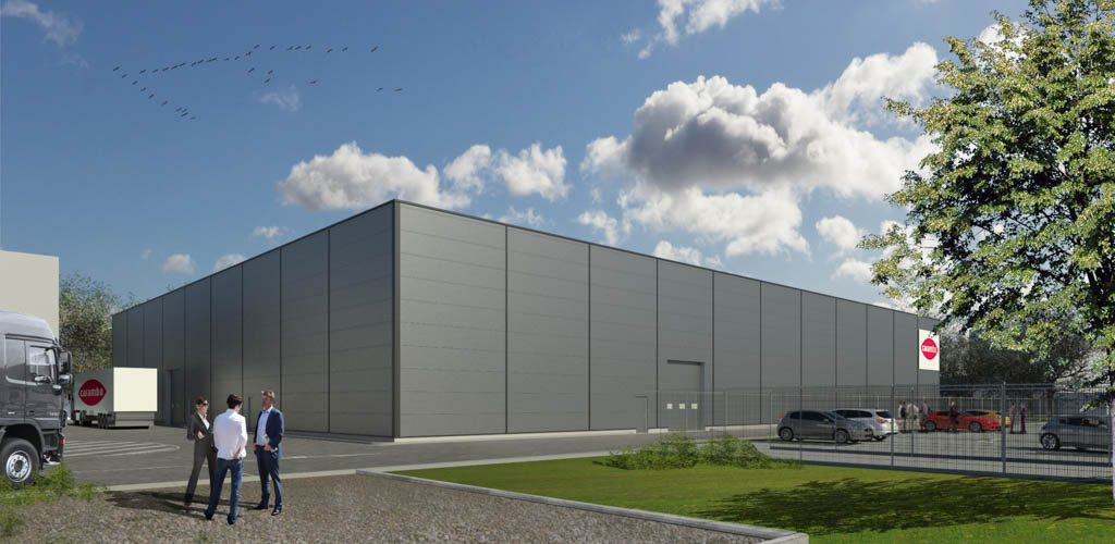 Erweiterung Caramba Chemie Duisburg Ropertz + Partner Architekten
