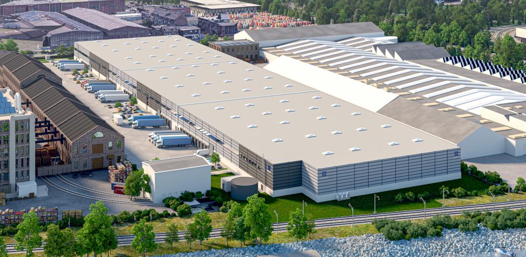 Baugenehmgung für Logistikpark Hillwood Duisburg erteilt